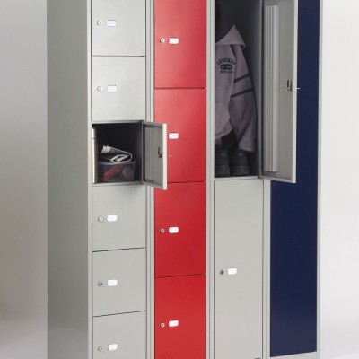 CLK lockers