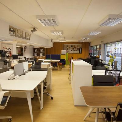 Hubbard's showroom 3