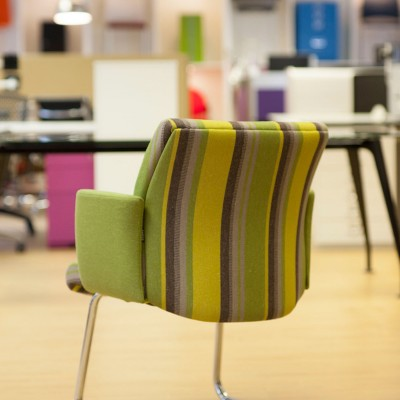 Verco Verve range armchair Back
